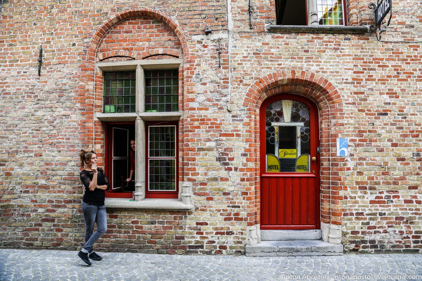 Брюгге-дверь. Часть 4.