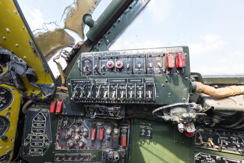 Центральный музей Военно-воздушных сил РФ 2018: сверхзвуковой бомбардировщик