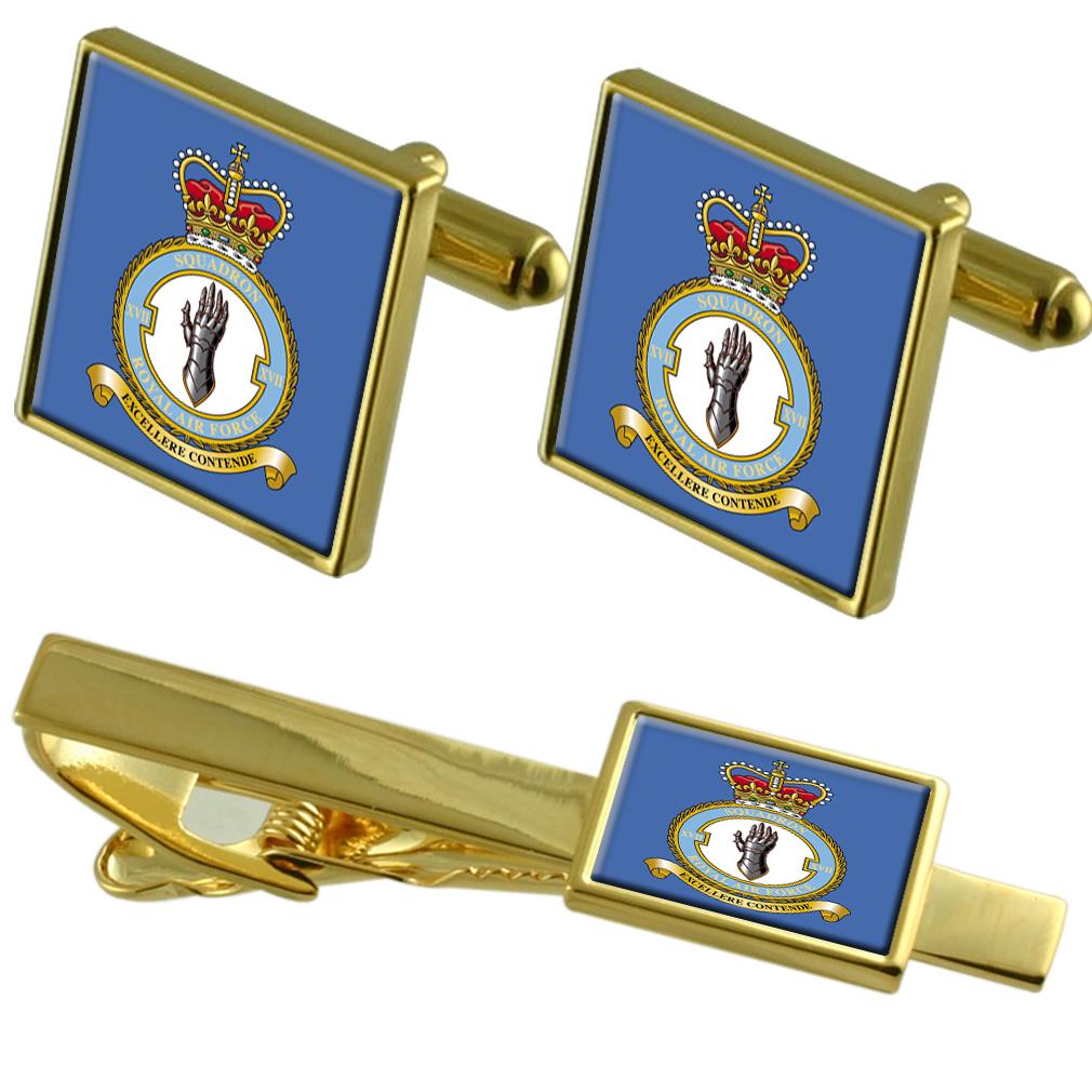 Royal Air Force 20 REGGIMENTO SQUADRONE oro Gemelli Gemelli Gemelli Fermacravatta Set Abbinato d8bda6